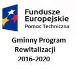 Gminny Program Rewitalizacji 2016-2022